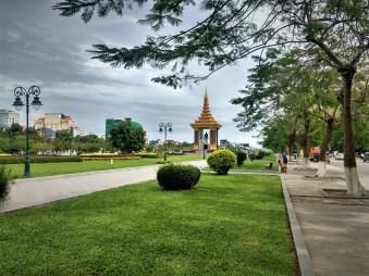 Norodom Sihanouk park