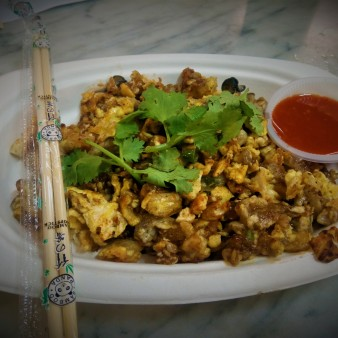 Oyster Omelette(Oh Chien)